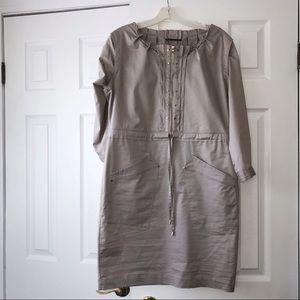 Elie Tahari Dress - Lightly Worn/Removable Sleeves